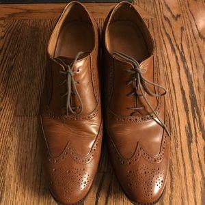 Cole Haan wingtip excellent shoe